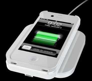 Беспроводное зарядное устройство для мобильника