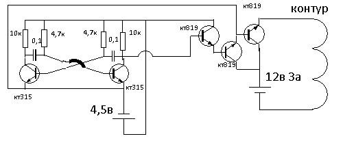 Беспроводное зарядное устройство как работает