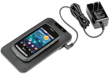 Еще одно беспроводное зарядное устройство для сотового телефона